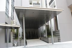 Composite Panel Canopy (Main Entrance)